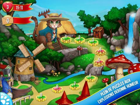 Pet Rescue Saga : nouveau jeu gratuit à télécharger sur iOS dans