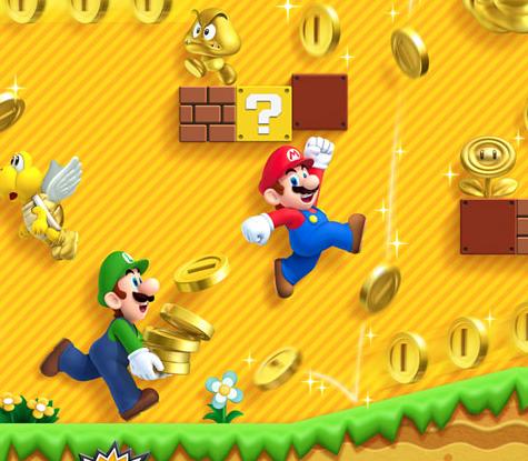Super mario 3d land gratuit pour les nintendo 3ds des - Mario gratuit ...