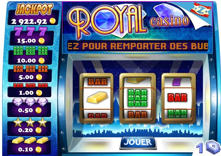 casino games gratuit