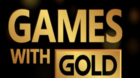 Microsoft dévoile les titres du Games with Gold de mai